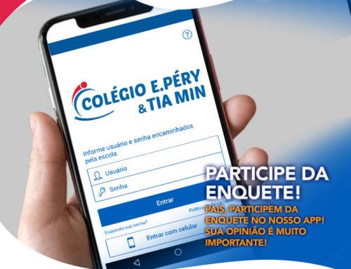 Participe da Enquete!