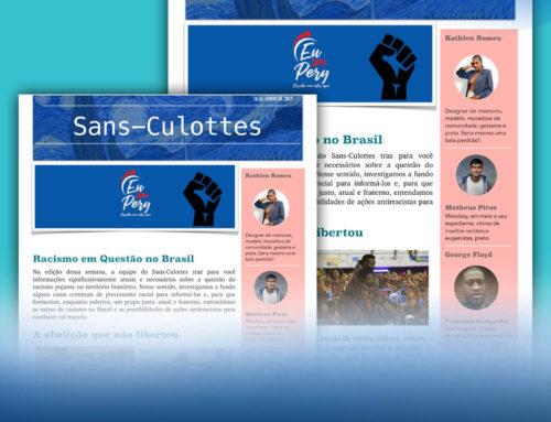 1ª e 2ª edição do Jornal do Péry